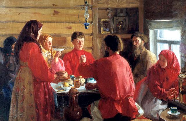 Сочинение Русский характер в литературе (характер русского человека)