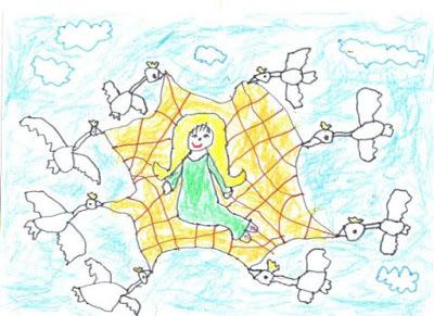 Дикие лебеди - краткое содержание с планом сказки Андерсена
