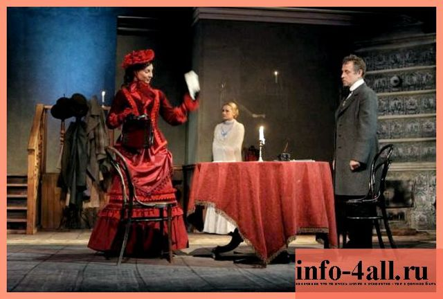 Поздняя любовь - краткое содержание пьесы Островского