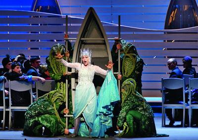 Русалка - краткое содержание оперы Даргомыжского