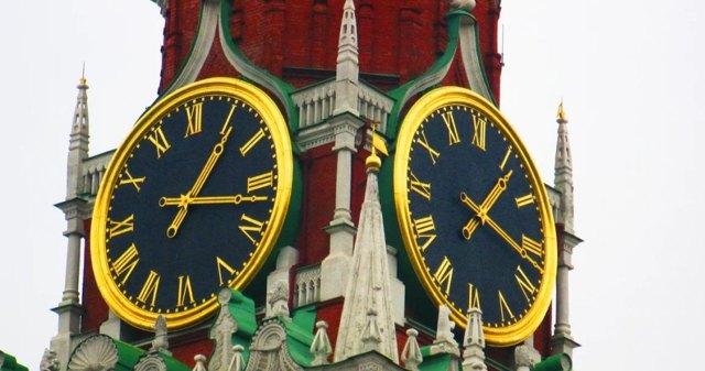 Спасская башня в Москве - сообщение доклад 2, 3, 4 класс