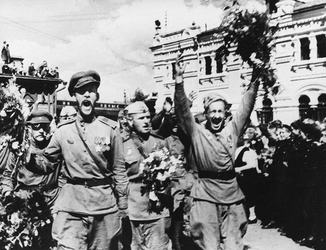 Итоги Великой Отечественной войны 1941-1945