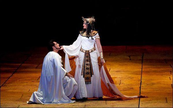 Аида - краткое содержание оперы Верди