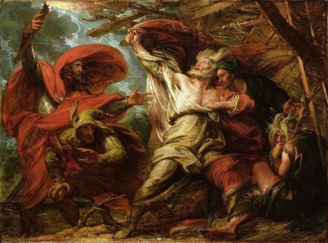 Король Лир - краткое содержание пьесы Шекспира