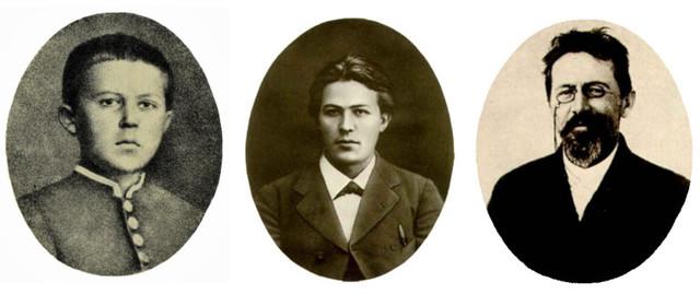 Хронологическая таблица жизни и творчества Чехова