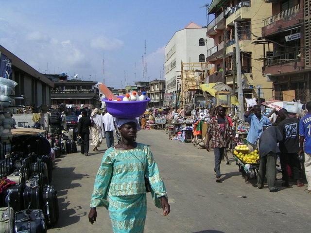 Нигерия - сообщение доклад 7 класс по географии