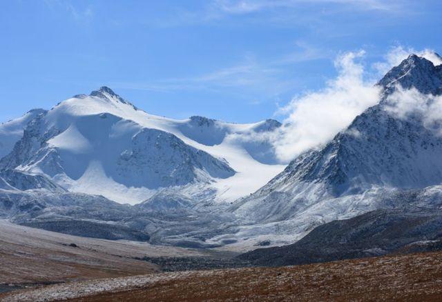 Золотые горы Алтая - сообщение доклад