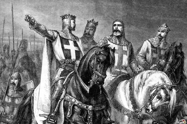 Крестовые походы - сообщение доклад 6 класс