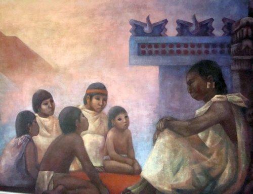 Ацтеки - сообщение доклад 6, 7, 8 класс