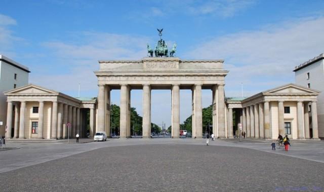 Сообщение о Берлине на русском языке (доклад)
