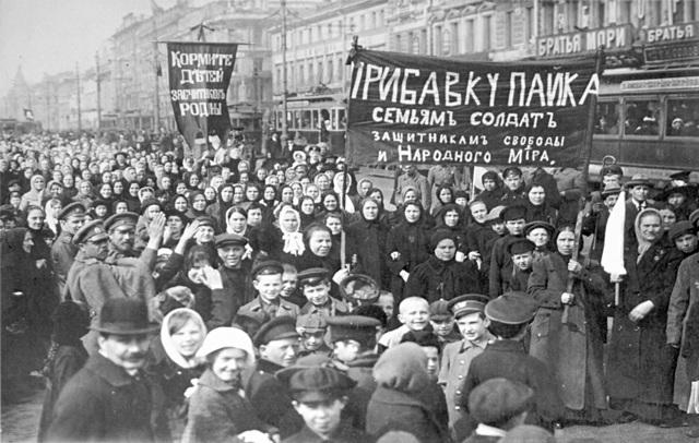 Доклад Февральская революция 1917 года причины ход итоги сообщение