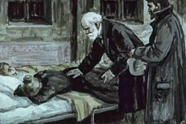 Чудесный доктор краткое содержание рассказа Куприна