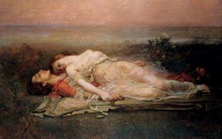 Тристан и Изольда - краткое содержание романа, легенда, оперы