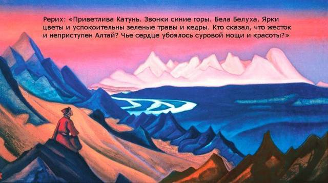 Алтайские горы - сообщение (4 класс Окружающий мир) доклад
