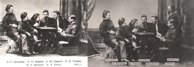 Писатель Николай Телешов. Жизнь и творчество