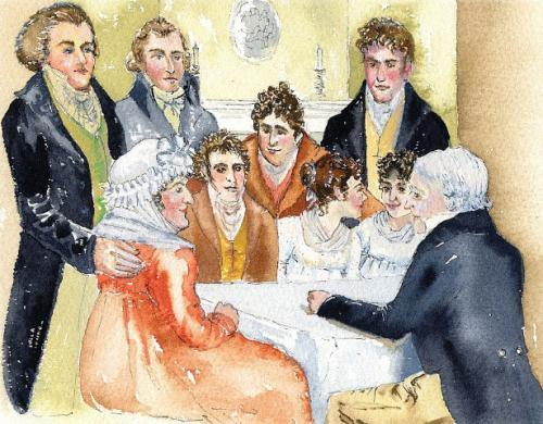 Жизнь и творчество Джейн Остин