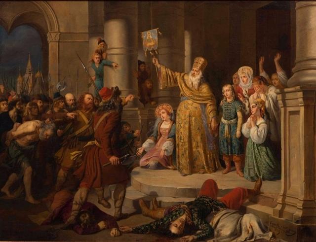 Хованщина - краткое содержание оперы Мусоргского