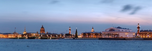 История города Санкт-Петербург кратко