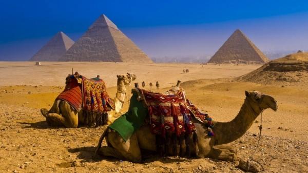 Египетские пирамиды - сообщение доклад