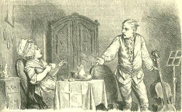 Коварство и любовь - краткое содержание драмы Шиллера
