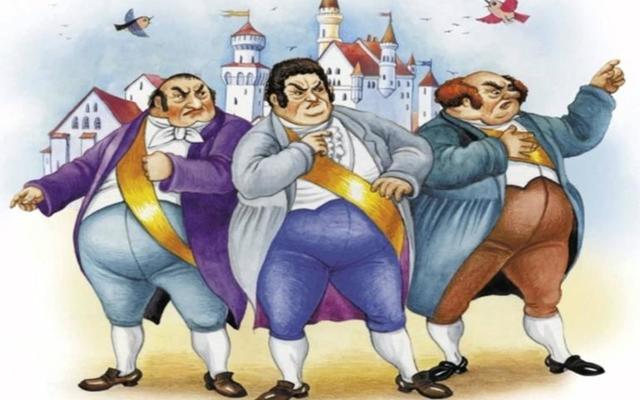 Краткое содержание Три толстяка Олеши