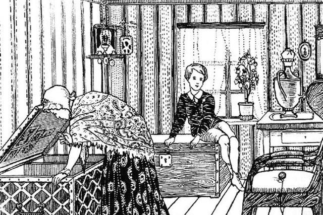Образ и характеристика Натальи Савишны в повести Детство Толстого сочинение