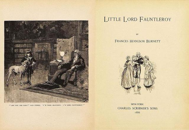 История маленького лорда Фаунтлероя - краткое содержание романа Бёрнетт