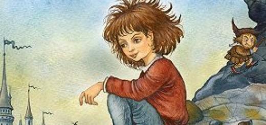 Рони, дочь разбойника - краткое содержание рассказа Линдгрен