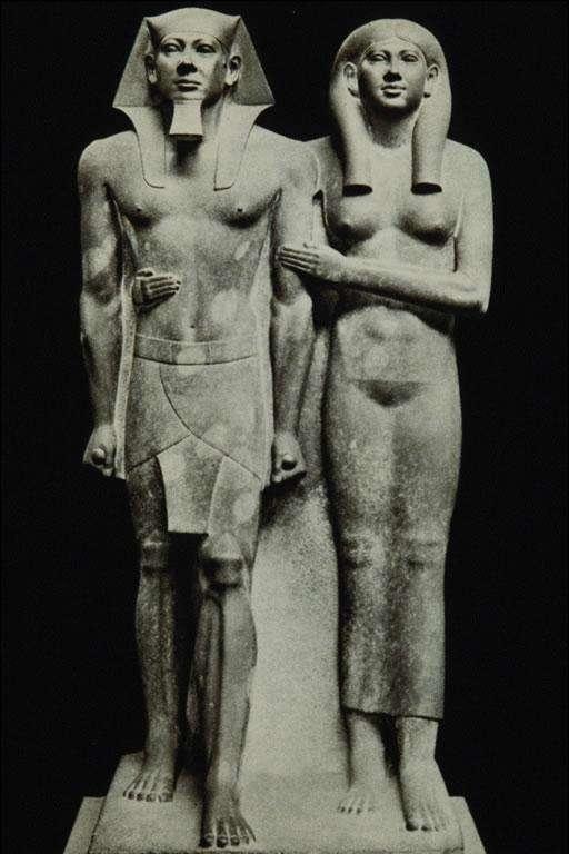 Искусство Древнего Египта - сообщение доклад (5, 10 класс)