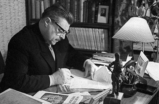 Писатель Иван Ефремов. Жизнь и творчество