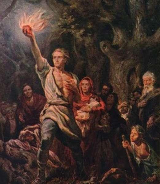 Старуха Изергиль - краткое содержание рассказа Горький