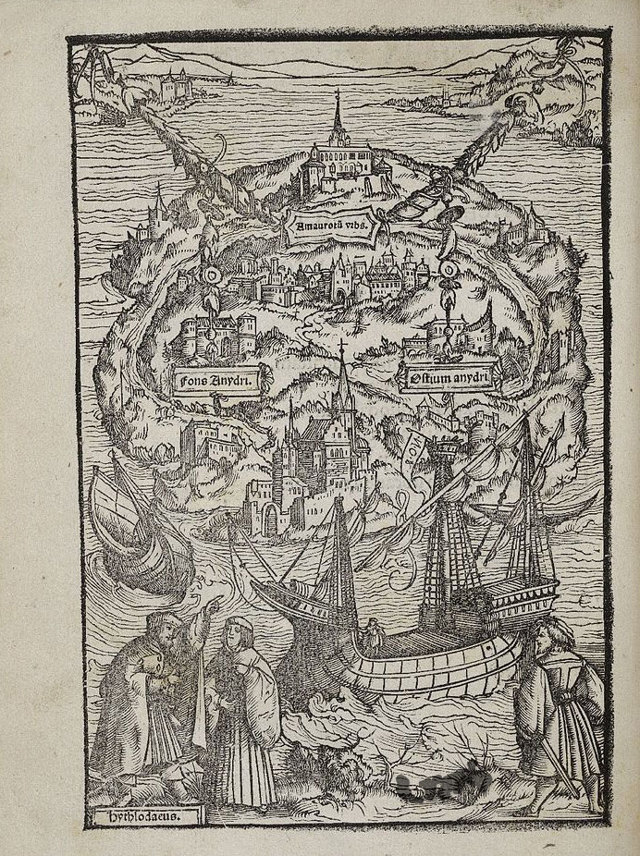 Утопия - краткое содержание книги Томаса Мора