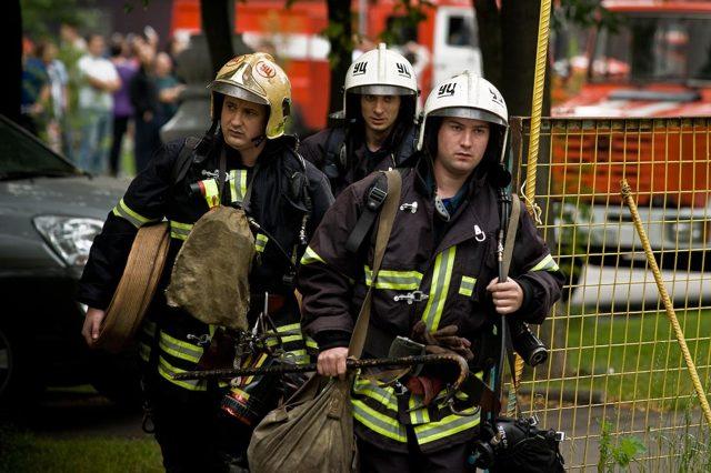 Пожарные - сообщение доклад для детей