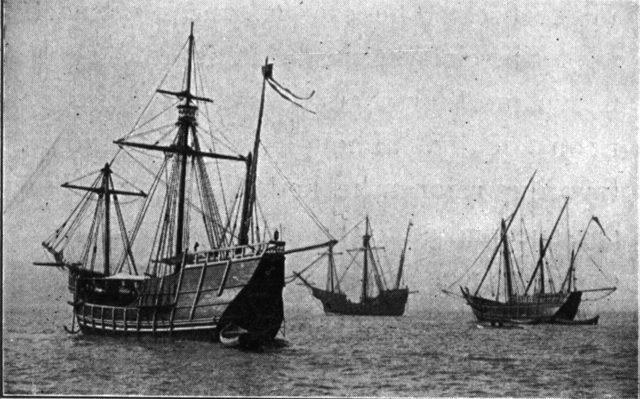 Христофор Колумб - сообщение доклад