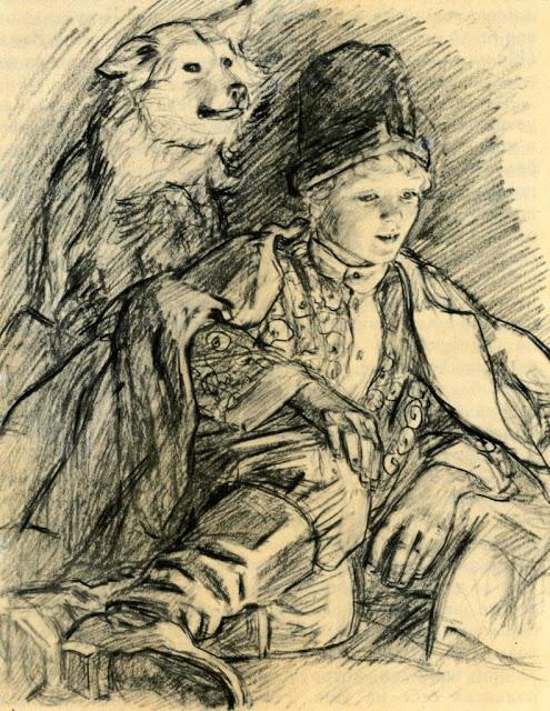 Сочинение Портреты мальчиков из рассказа Бежин луг Тургенева 6 класс