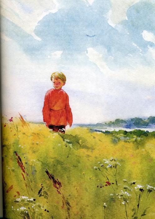 Степь - краткое содержание повести Чехова