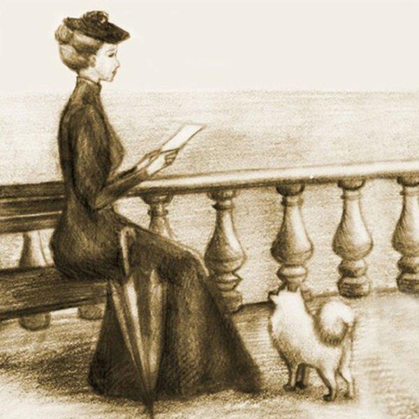 Дама с собачкой - краткое содержание романа Чехова