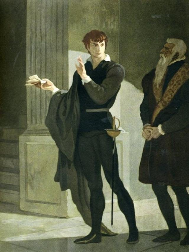 Краткое содержание Гамлет Шекспира