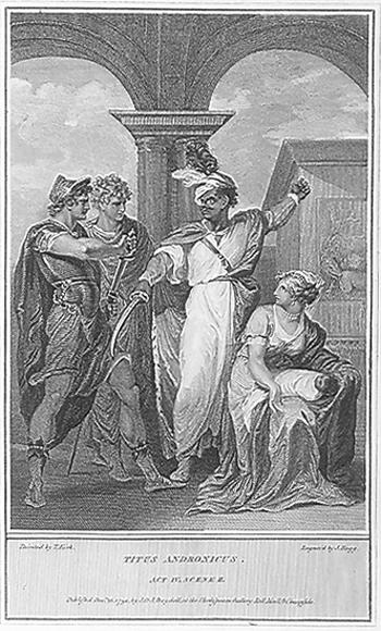 Тит Андроник - краткое содержание пьесы Шекспира