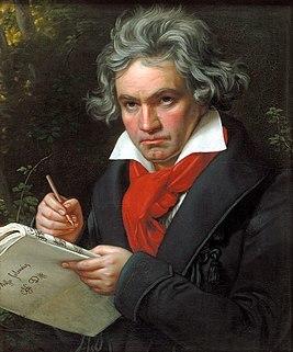 Хронологическая таблица Бетховена (жизнь и творчество)
