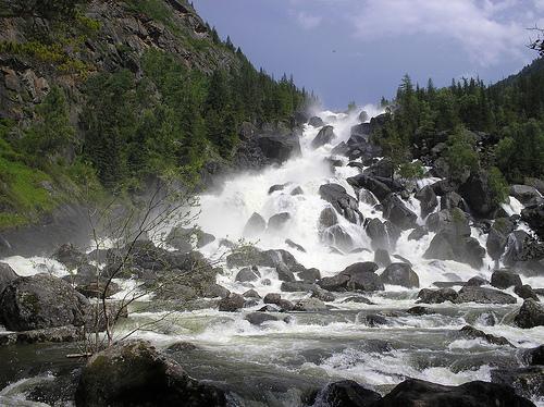 Сочинение Вода красота всей природы 7 класс