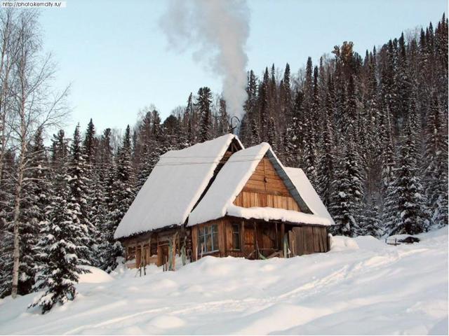 Доклад Природа зимой сообщение 2 класс