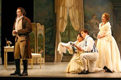 Безумный день, или Женитьба Фигаро - краткое содержание пьесы Бомарше