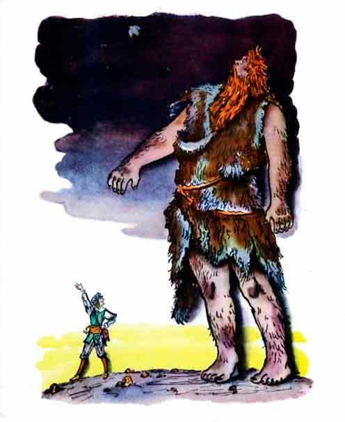 Храбрый портняжка - краткое содержание сказки братья Гримм