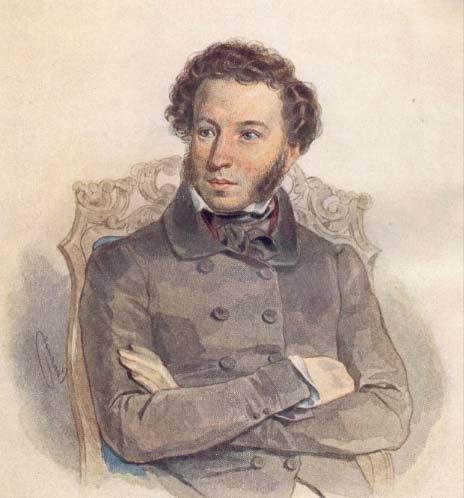 Жизнь и творчество Александра Пушкина