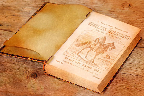 Жизнь и творчество Томаса Рида
