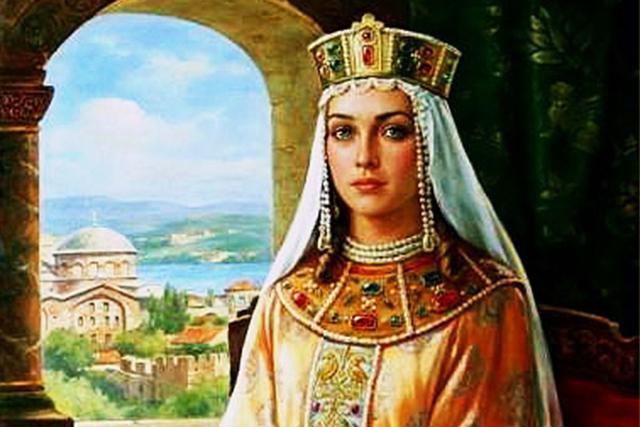 Княгиня Ольга - сообщение доклад
