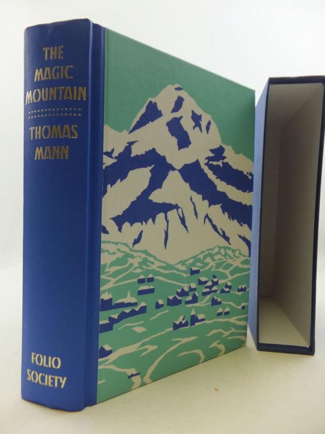 Волшебная гора - краткое содержание романа Манн