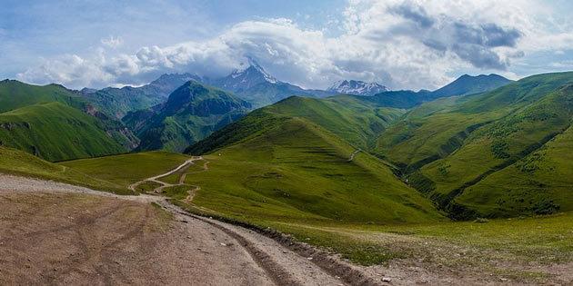 Кавказ - краткое содержание рассказа Бунина