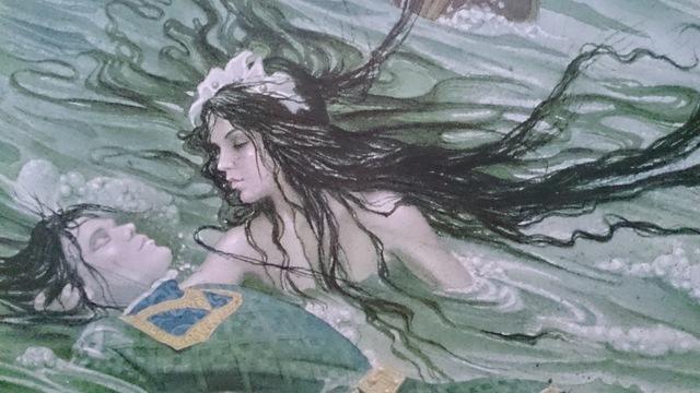 Русалочка - краткое содержание сказки Андерсена